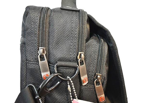 crna muska torba