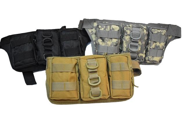 military torbice oko struka u 3 boje .Akciska cena