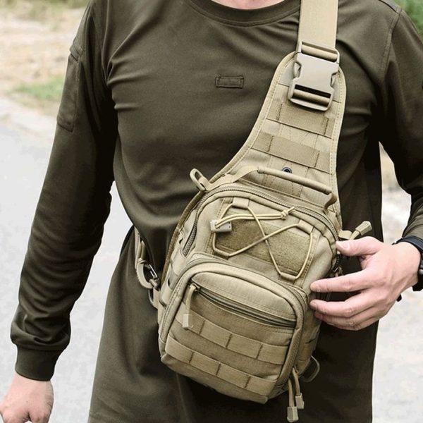 Army multifunkcinalna torba preko grudi