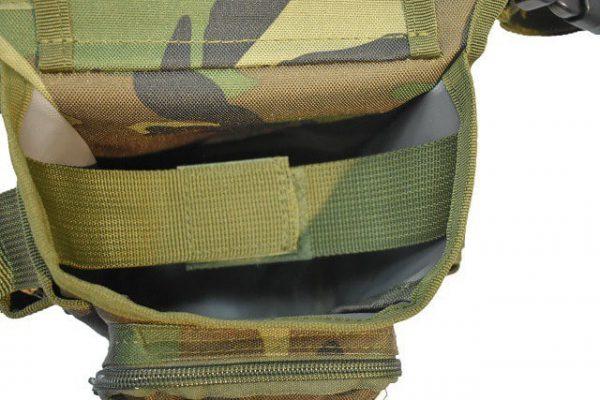Army SWAT torbica oko noge