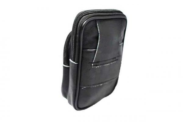 Muska kozna torbica za na kais