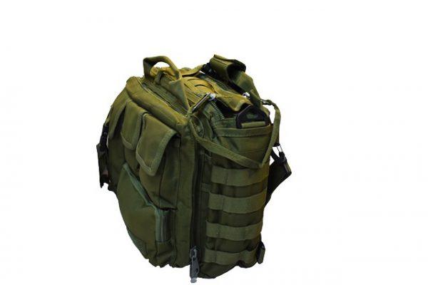 ARMI Multifunkcionalna torba ZELENA