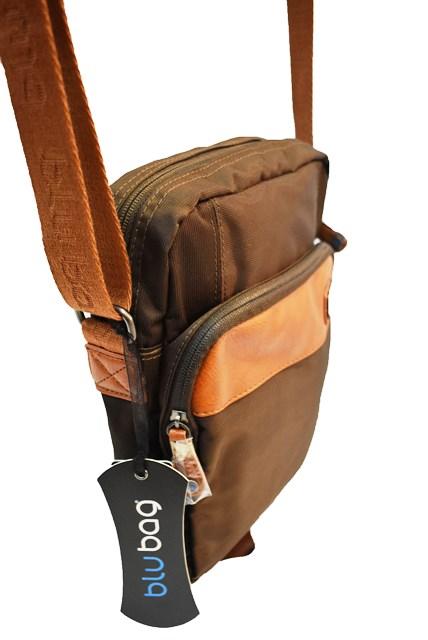 Muska torba za preko ramena model Bluebag