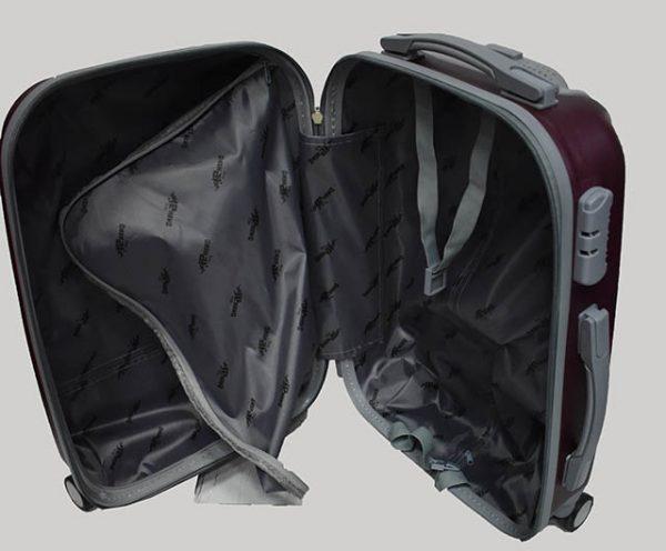 Plasticni kofer srednj velicine rehino bag