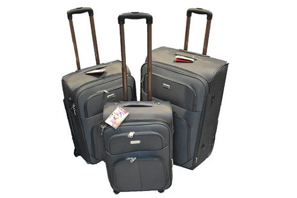 Kofer za putovanje sa 4 tocka ORMI sivi