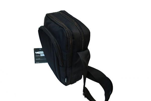 Muska crna torba za preko ramena Ormi 8809