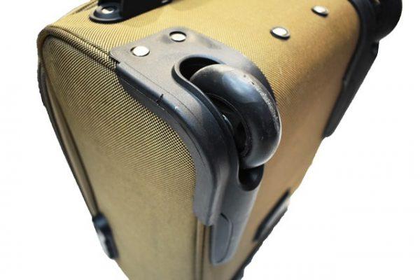 Kabinski platneni koferi BONTOUR sa dva tocka  40x30x20 dimenzija