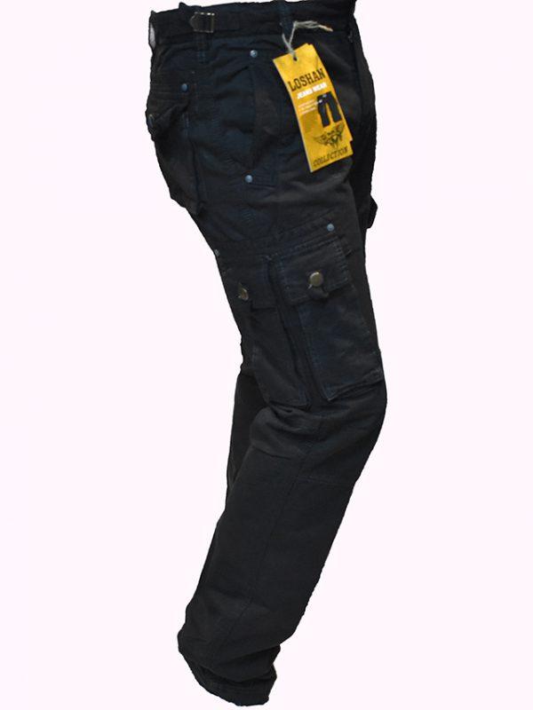 Pantalone ARMY Black LOSHAN