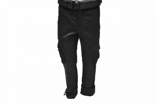 Pantalone termo army black