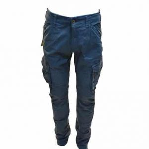 Muske army pantalone u tamno sivoj boji model 8102-81