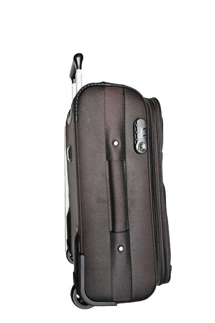 Kofer za putovanje Ormi  braon