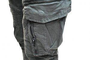 Muske army pantalone u zelenoj boji model 8102-23