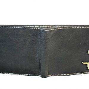 Metalni logo koji daje posebnu dozu elegancije samom novcaniku