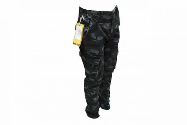 Muske army maskirne termo pantalone 8083M-85