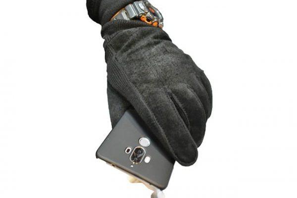 Muske zimske rukavice od VELURA