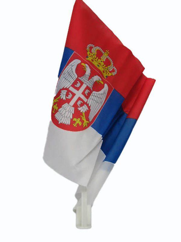 Srpska zastavica za automobil