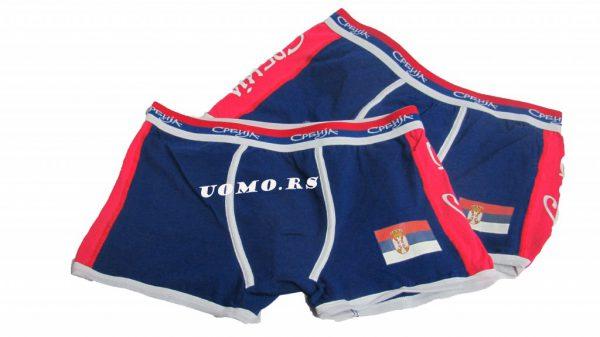 Boxerice Srbija trobojni model