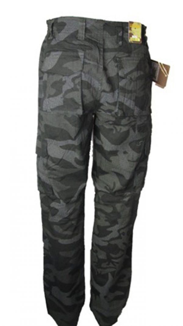 Termo pantalone ARMY BLACK SA SAROM