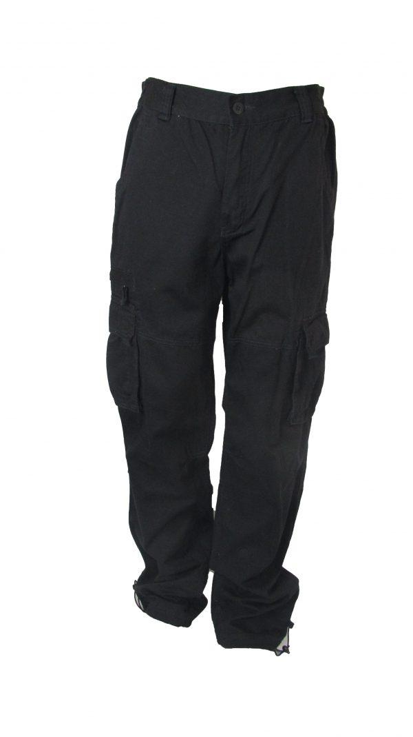 Pantalone ARMY BLACK 135 SNIZENO