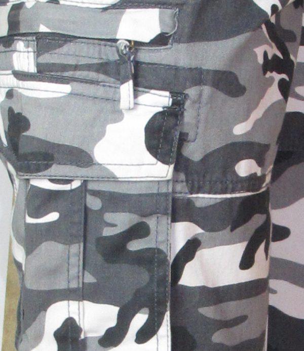 Termo ARMY URBAN  Decije  pantalone 155