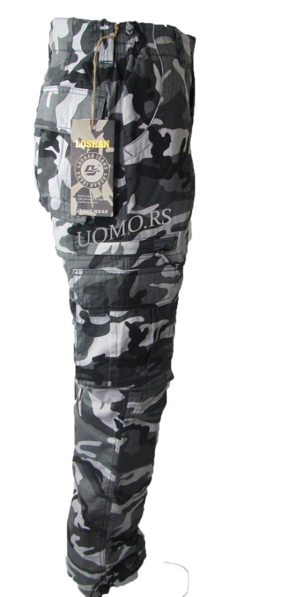 Maskirne Army Military pantalone Urban - 135