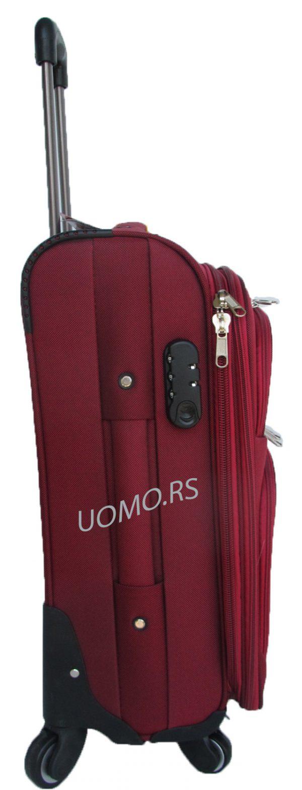 Kofer za putovanje BONTOUR 3/1 Bordo