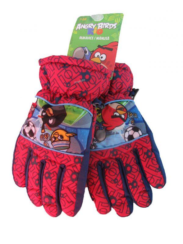 Rukavice Angry Birds SNOWPINE decije