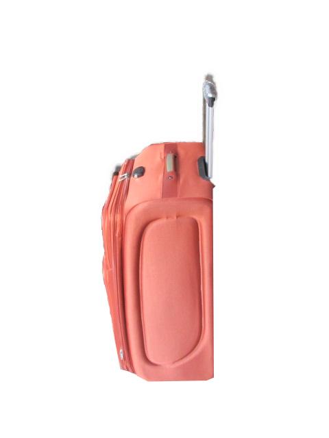 Kofer za putovanje model ROYAL narandzasti