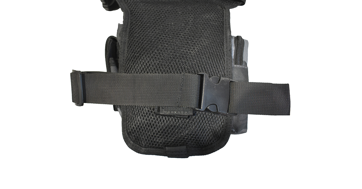 Torba za pojas i nogu ADVENTURER model AT5110 zadnja strana