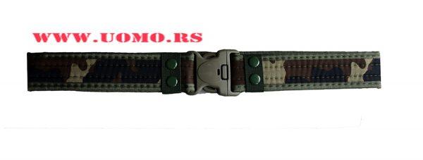 armi taktički kaiš u zelenoj boji
