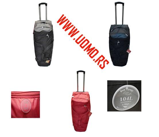 Putna torba za sve vrste putovanja