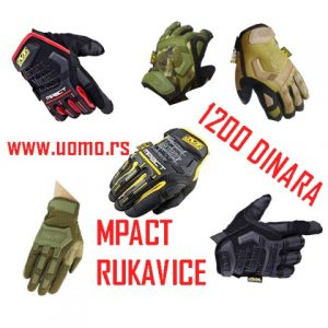 Army MPACT mechanix multifunkcionalne rukavice