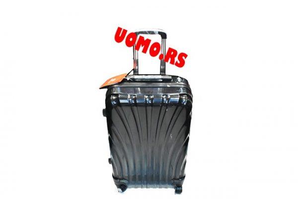 Srednji plasticni kofer za putovanje RESENA
