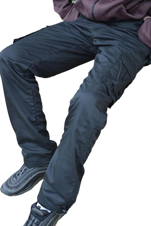 termo pantalone crne loshan