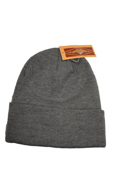 zimska siva kapa