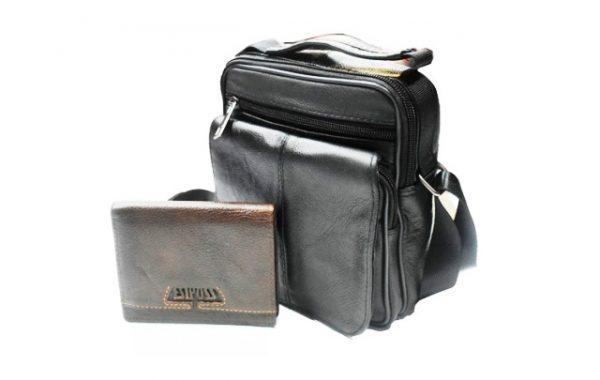 Muska kozna torbica 535