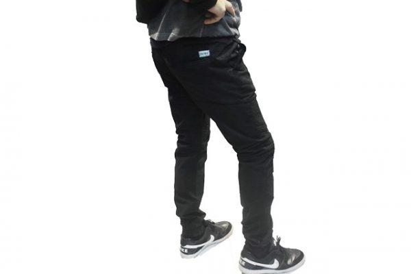 Army pantalone BLACK LOSHAN 8081-26