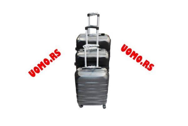 Plasticni koferi za putovanje 3/1 BONTOUR