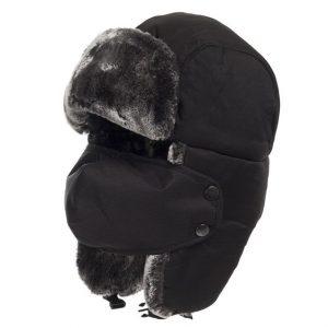 šubara kapa sa zaštitom za lice