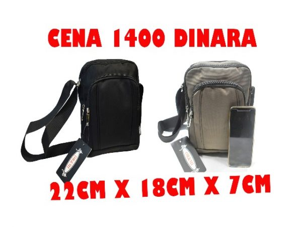 Muska torbica preko ramena ORMI 88093
