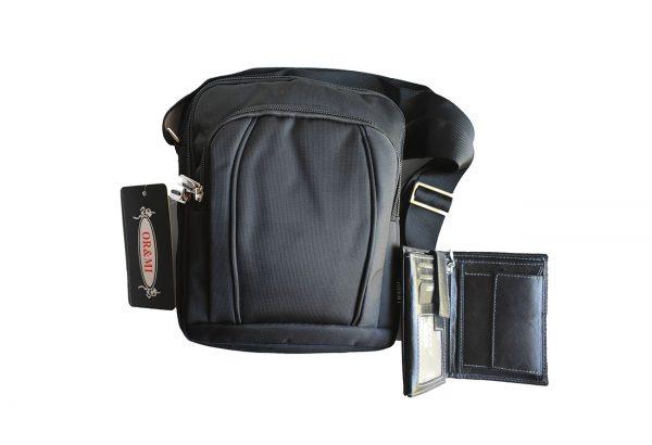 Muška torba preko ramena ORMI 88093