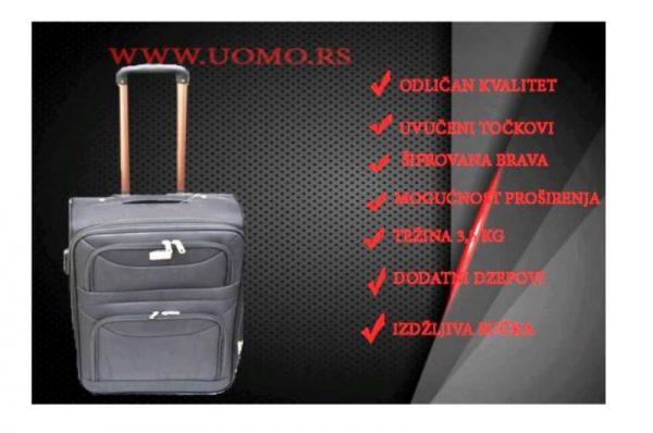Kofer za putovanje srednji BONTOUR
