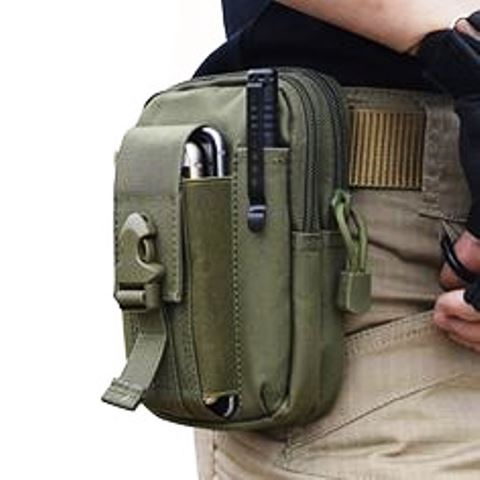 Military takticka torbica za kais