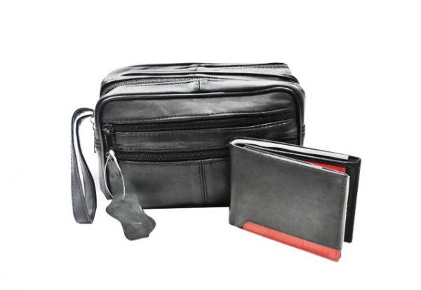Muska kozna torbica za ruku 765