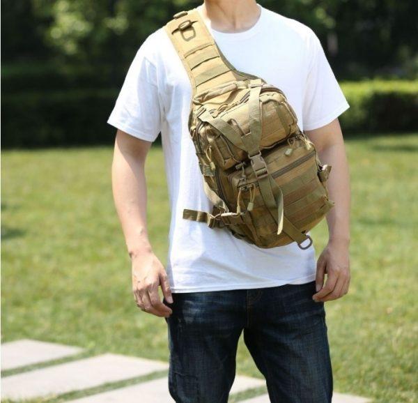 Army PORTABLE torbica preko grudi