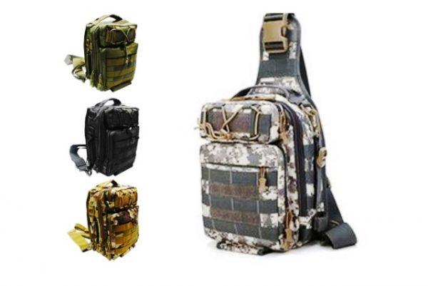 Army multifunkcionalna PORTABLE torbica preko grudi