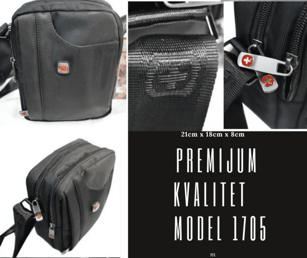 Muska modna torbica WENGER 1705