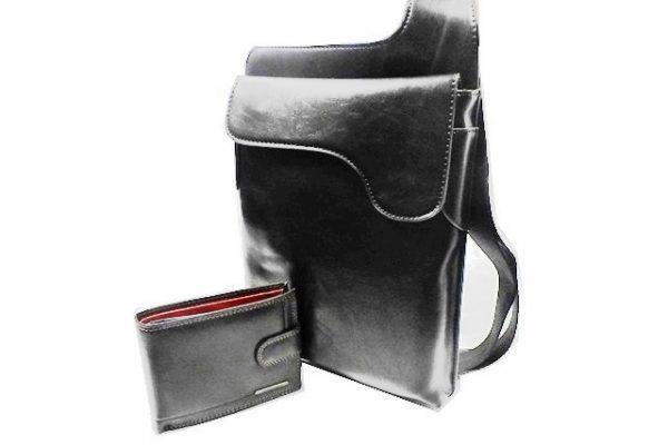 Muska kozna torba XL ASMN 703