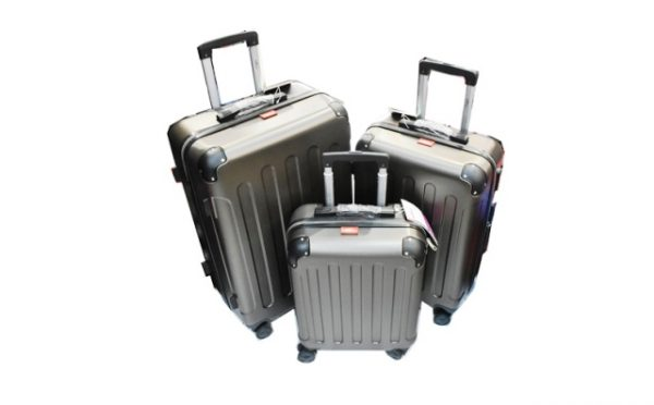 Set plasticnih kofera za putovanje BONTOUR