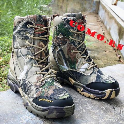 Army kamuflazne cizme TOMITANY